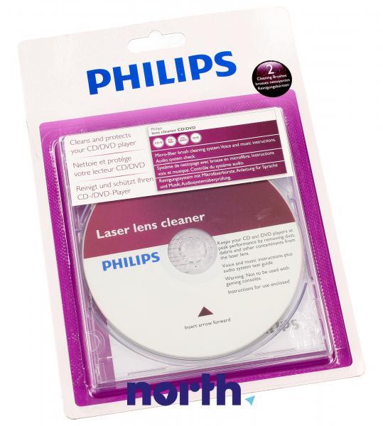 Płyta czyszcząca napędów optycznych Philips SVC233010,0