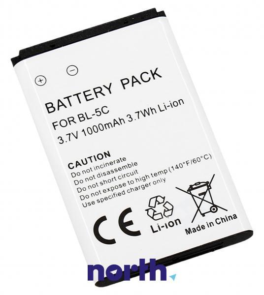 Akumulator | Bateria Li-Ion GSMA37038C 3.7V 750mAh do smartfona,0