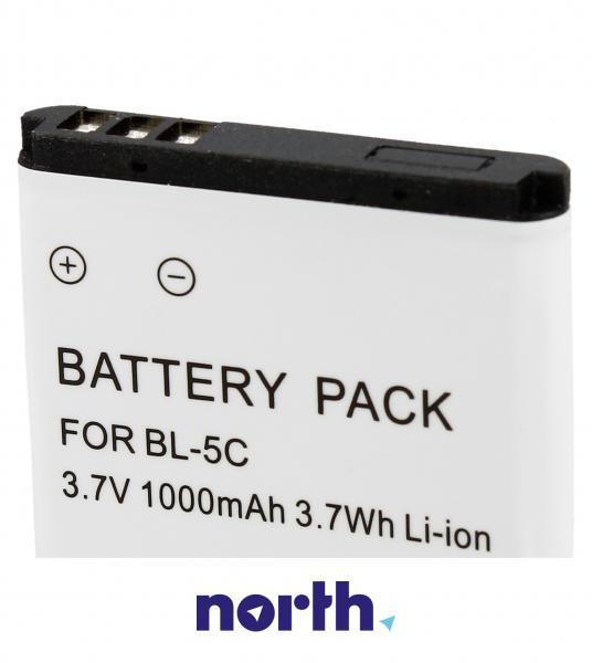 Akumulator | Bateria Li-Ion GSMA37038C 3.7V 750mAh do smartfona,2