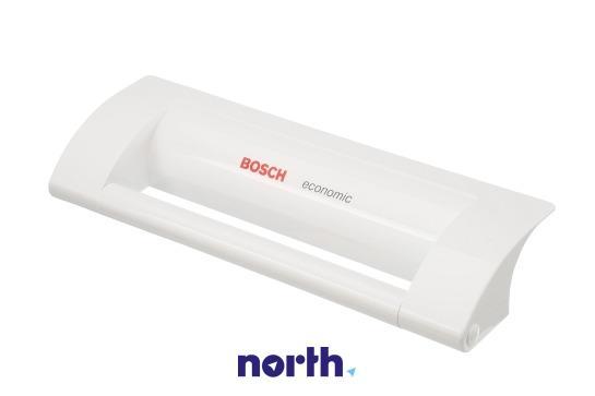 Rączka | Uchwyt drzwi chłodziarki do lodówki Siemens 00490964,1