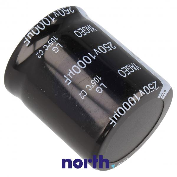 1000uF   250V Kondensator elektrolityczny 105°C 45mm/35mm,1