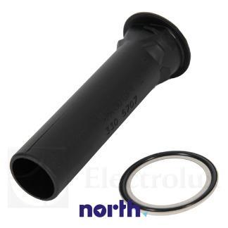3306095203 dysza spryskiwacza kpl. czarna AEG,2