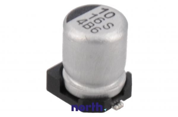 10uF | 16V Kondensator elektrolityczny 105°C SMD 5mm/4mm,0