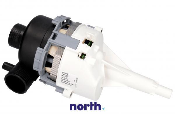Pompa myjąca (obiegowa) z turbiną do zmywarki 41029135,0