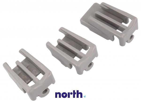 Zaczep grzebienia kosza na naczynia do zmywarki Siemens 00418674,2