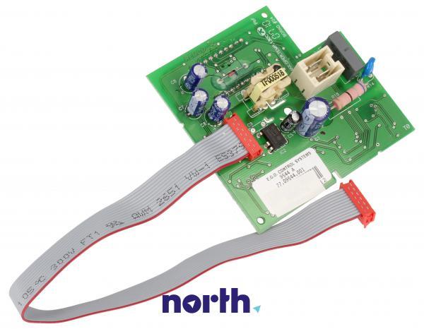 Moduł obsługi panelu sterowania skonfigurowany do pralki 40001419,0