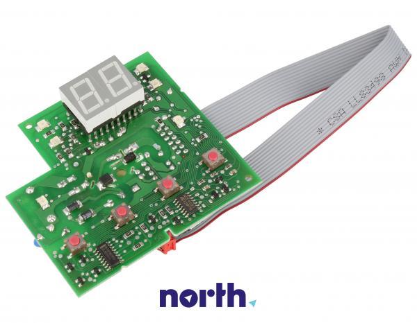 Moduł obsługi panelu sterowania skonfigurowany do pralki 40001419,1