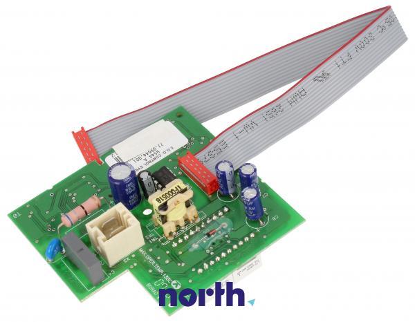 Moduł obsługi panelu sterowania skonfigurowany do pralki 40001419,2