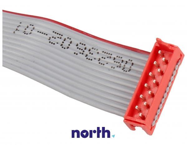 Moduł obsługi panelu sterowania skonfigurowany do pralki 40001419,3