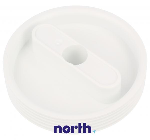 Nakrętka filtra pompy odpływowej do pralki Electrolux 1240086163,0