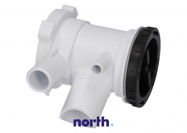 Filtr pompy odpływowej (z obudową) do pralki 606499,0