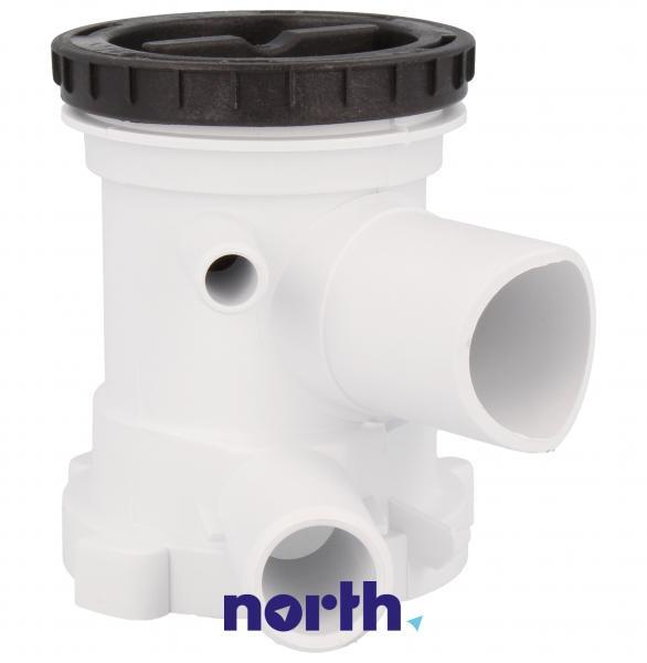 Filtr pompy odpływowej (z obudową) do pralki 606499,4