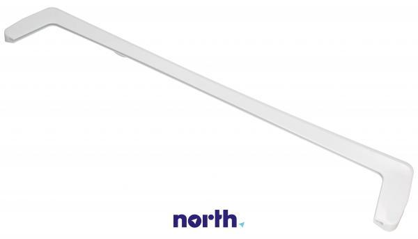 Listwa   Ramka przednia półki dolnej do lodówki Indesit 482000028018,0
