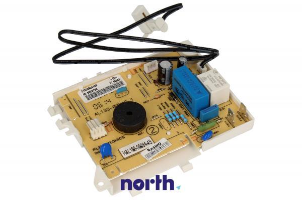 Moduł sterujący (w obudowie) skonfigurowany do zmywarki Indesit 482000029729,0