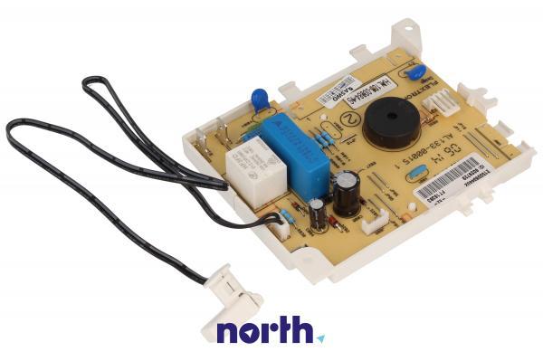 Moduł sterujący (w obudowie) skonfigurowany do zmywarki Indesit 482000029729,1