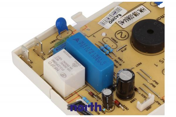 Moduł sterujący (w obudowie) skonfigurowany do zmywarki Indesit 482000029729,3