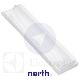 Szyna   Prowadnica zamrażarki lewa do lodówki Electrolux 2144385123,1