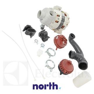 Pompa myjąca (obiegowa) z turbiną do zmywarki Electrolux 1110999909,1