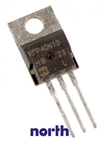 RFP40N10 Tranzystor TO-220AB (n-channel) 100V 40A 33MHz,0