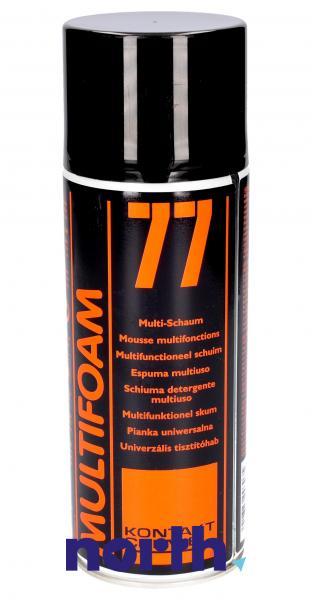 Preparat czyszcząca 77-MULTISCHAUM do ekranów Kontakt Chemie 400ml,0