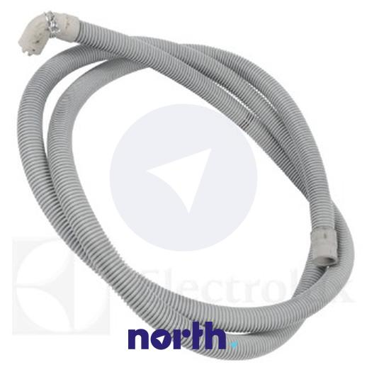 Rura   Wąż odpływowy 2870mm do pralki Electrolux 1240881217,1