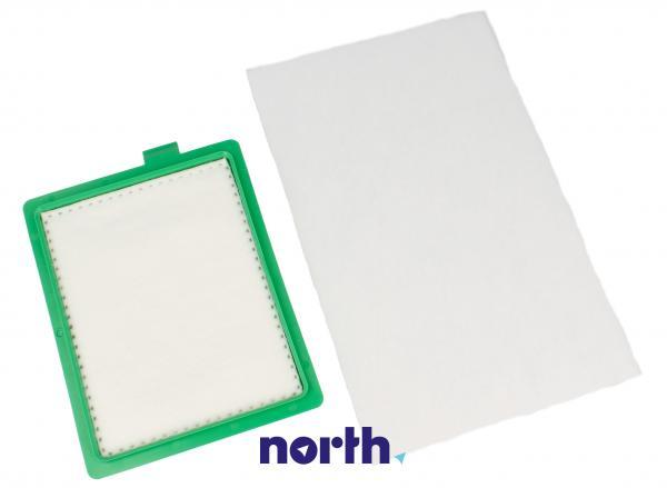 Zestaw filtrów EF55 do odkurzacza Electrolux 9000843061,0
