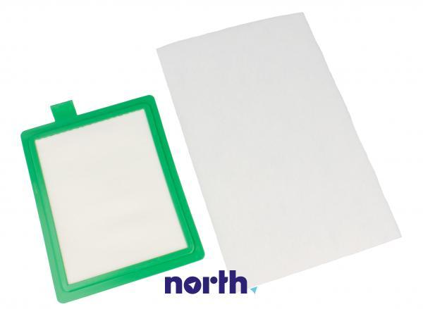 Zestaw filtrów EF55 do odkurzacza Electrolux 9000843061,1