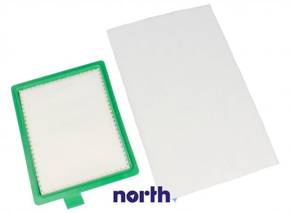 Zestaw filtrów EF55 do odkurzacza Electrolux 9000843061,2