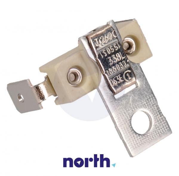 Bezpiecznik termiczny do żelazka Domena 500410115,0