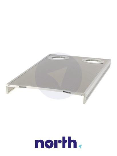 Filtr przeciwtłuszczowy (metalowy) kasetowy do okapu 00439411,1