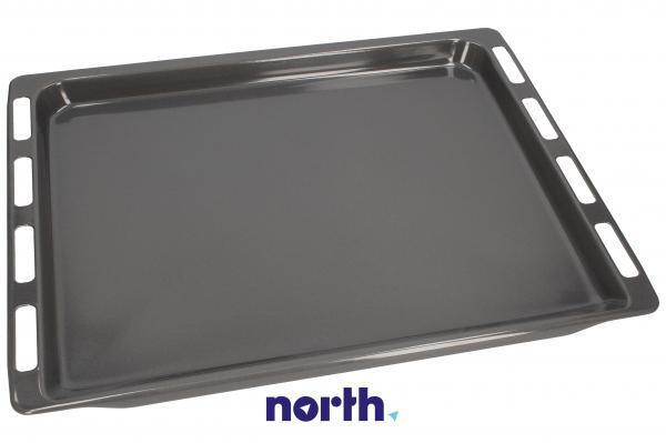Blacha do pieczenia płytka (emaliowana) do piekarnika (46.4cm x 37.5cm x 2.5cm) Siemens 00434176,0