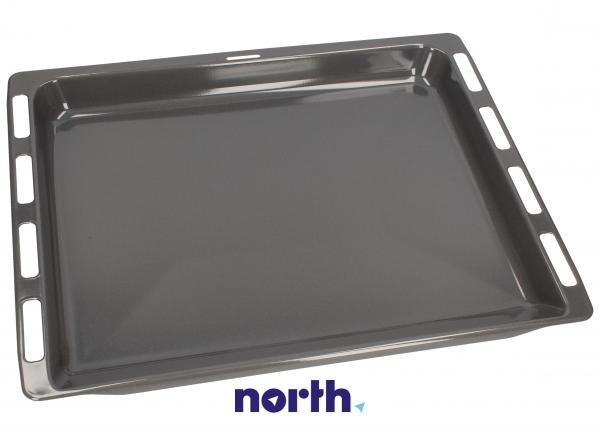 Blacha do pieczenia głęboka (emaliowana) do piekarnika (37.5cm x 46.4cm x 3.7cm) Siemens 00434178,0