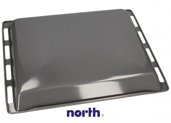 Blacha do pieczenia głęboka (emaliowana) do piekarnika (37.5cm x 46.4cm x 3.7cm) Siemens 00434178,1