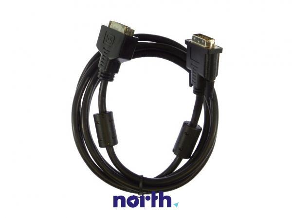 Kabel DVI 1.8m 24+5 (gniazdo/ 24+1 wtyk),0