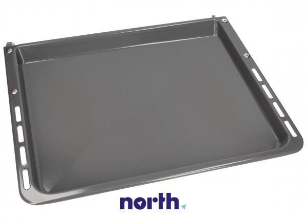 Blacha do pieczenia płytka (emaliowana) HZ341000 do piekarnika (459mm x 400mm x 29mm) 00471884,0