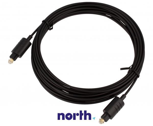 Kabel optyczny 5m (wtyk/wtyk) standard,0