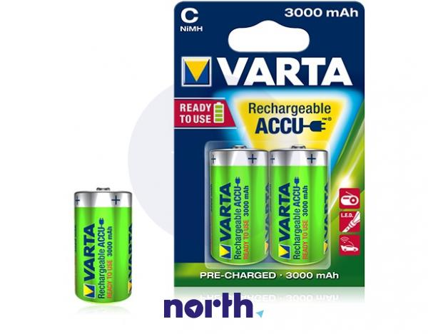 R14 Akumulator C 1.2V 3000mAh Varta (2szt.),0