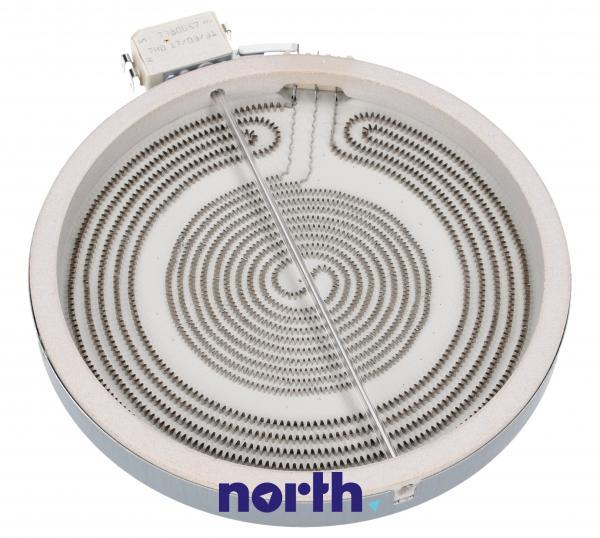 Pole grzejne Hilight podwójne (1400W/700W) do płyty grzewczej Whirlpool 481231018895,0