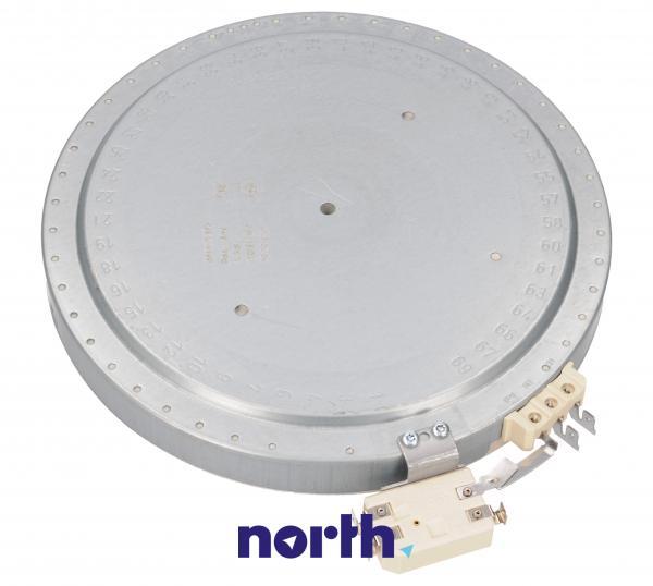 Pole grzejne Hilight podwójne (1400W/700W) do płyty grzewczej Whirlpool 481231018895,1