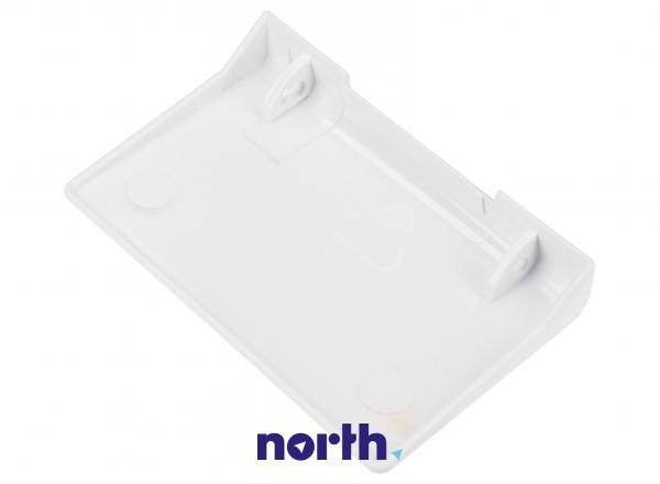 Rączka | Uchwyt drzwiczek zamrażarki górnej do lodówki Whirlpool 481249868226,1