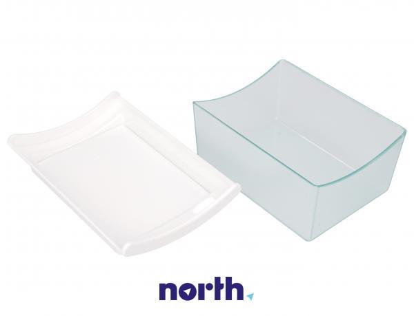 Maselniczka | Pojemnik na masło do lodówki Liebherr 910304400,1
