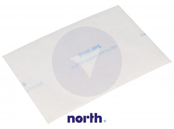 Filtr hepa do odkurzacza - oryginał: 432200491010,0