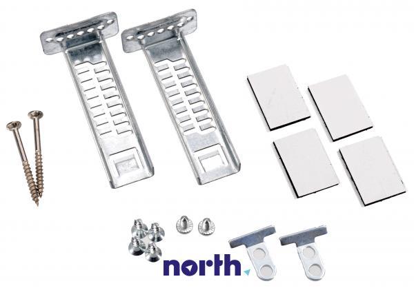 Zestaw montażowy frontu drzwi do zmywarki Bosch 00422858,0