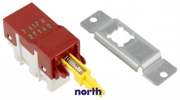 Wyłącznik | Włącznik sieciowy do zmywarki Electrolux 1115741017,1