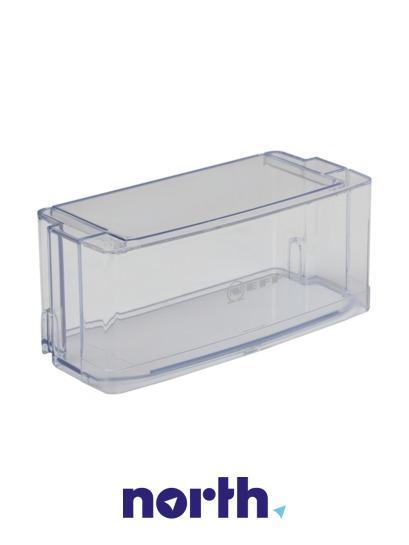 Balkonik | Półka drzwi chłodziarki z pokrywą mała do lodówki 00493405,1