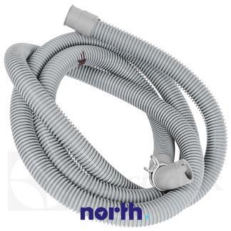 Rura | Wąż odpływowy 2370mm do pralki AEG 1240881704,1