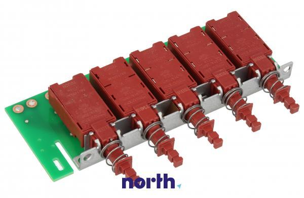 Sterownik | Płytka z przełącznikami panelu sterowania do okapu C00097979,0