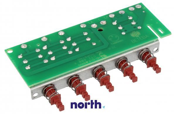 Sterownik | Płytka z przełącznikami panelu sterowania do okapu C00097979,1