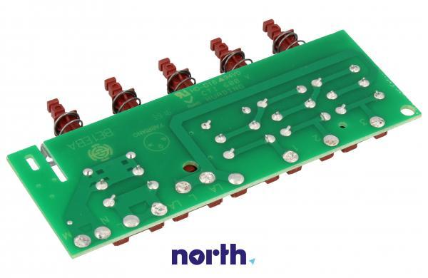 Sterownik | Płytka z przełącznikami panelu sterowania do okapu C00097979,2