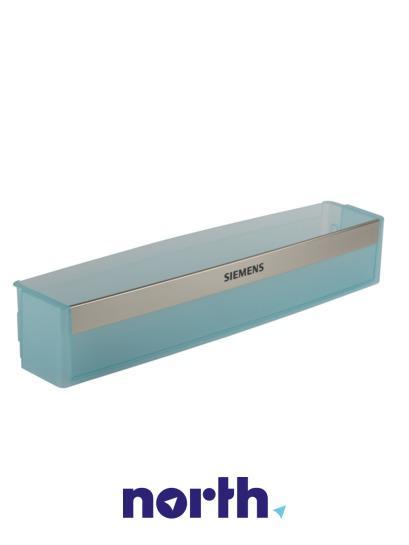 Balkonik | Półka dolna na drzwi chłodziarki  do lodówki 00440009,0
